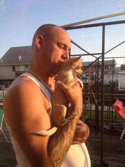Craig & pup