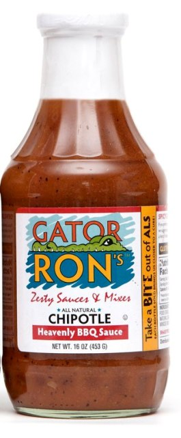 Gator Ron's Chipotle Heavenly BBQ