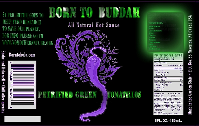 Born to Buddah label resized