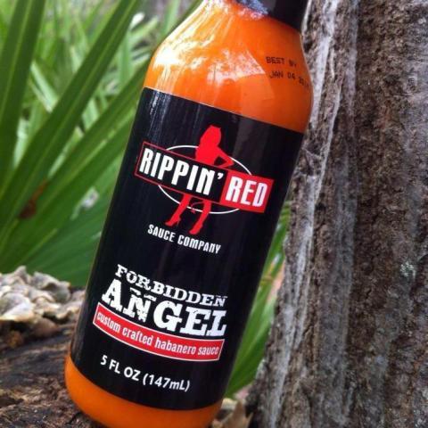 Forbidden Angel hot sauce