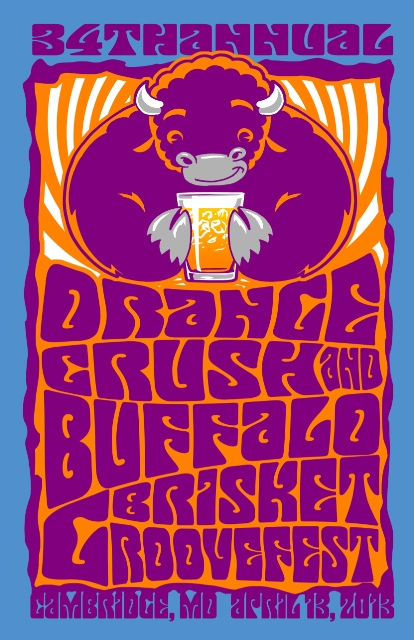 Orange Crush & Brisket Groovefest
