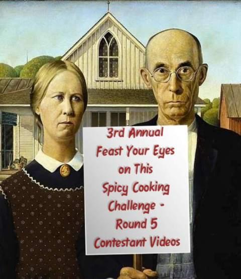 Round 5 Contestant Videos