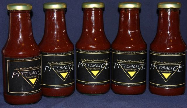 Joe Bolland Barbecue Company - Original Recipe PittSauce