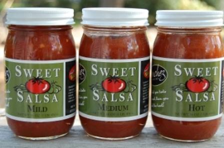 Sanchez Specialties' Sweet Salsa