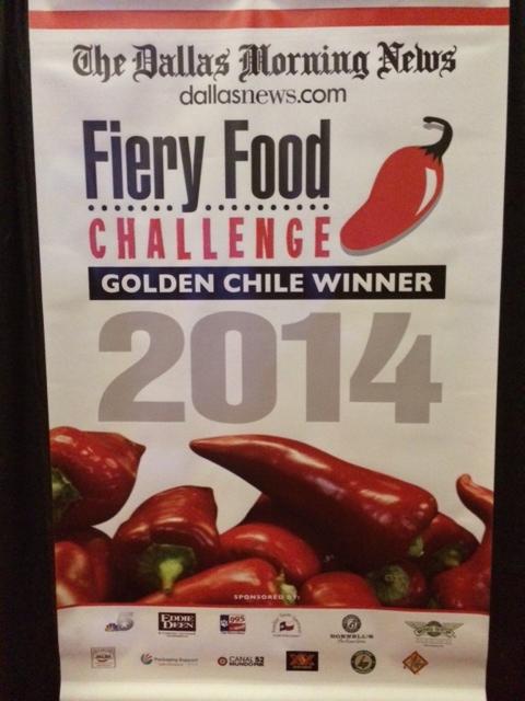 Fiery Food Challenge Winners