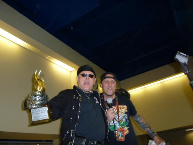 Defcon's Creator wins best Wing Sauce!