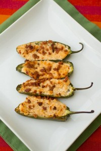 Michael Hultquist's Jalapeno Poppers