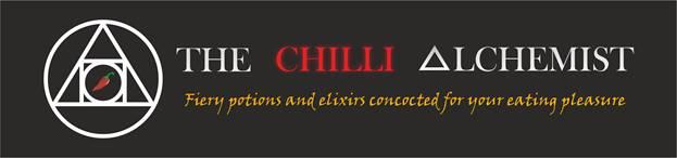 The Chilli Alchemist banner